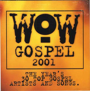 WOW Gospel 2001, Compact Disc [CD]   -     By: WOW Series