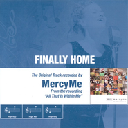 Finally Home, Accompaniment CD   -     By: MercyMe