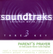 Parent's Prayer, Accompaniment CD   -     By: Steven Curtis Chapman