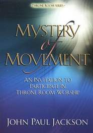 Mystery of Movement & Worship DVD/CD   -     By: John Paul Jackson