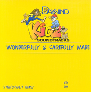 Wonderfully and Carefully Made, Accompaniment CD   -     By: Kidz