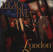 London CD   -              By: Legacy Five