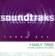 Family Tree, Accompaniment CD   -              By: The Lesters