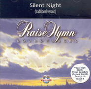Silent Night (Traditional Version), Accompaniment CD   -