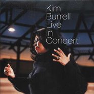 Kim Burrell Live In Concert, Compact Disc [CD]   -              By: Kim Burrell