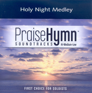 Holy Night Medley, Accompaniment CD   -
