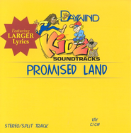 Promised Land, Accompaniment CD   -