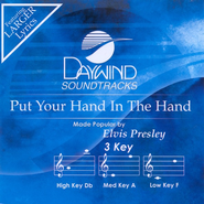 Put Your Hand In The Hand, Accompaniment CD   -              By: Elvis Presley