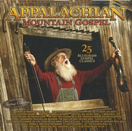 Appalachian Mountain Gospel CD   -