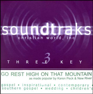 Go Rest High On That Mountain, Accompaniment CD   -     By: Karen Peck & New River