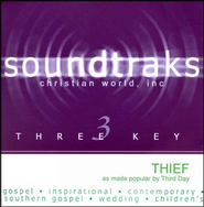 Thief, Accompaniment CD   -     By: Third Day