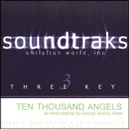 Ten Thousand Angels, Accompaniment CD   -     By: George Beverly Shea