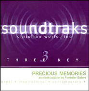 Precious Memories, Accompaniment CD   -     By: The Forrester Sisters