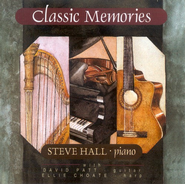 Classic Memories CD   -     By: Steve Hall