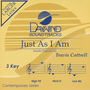 Just As I Am   -     By: Travis Cottrell