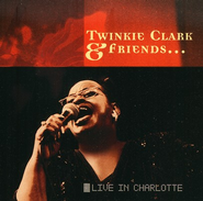 Live In Charlotte CD   -     By: Twinkie Clark