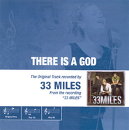 There Is A God, Accompaniment CD   -              By: 33Miles