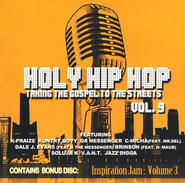Holy Hip Hop, Volume 9 CD   -