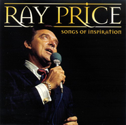 Songs Of Inspiration CD   -     By: Ray Price