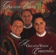 A Greater Vision Christmas CD   -     By: Greater Vision