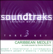 Caribbean Medley, Accompaniment CD   -     By: Donnie McClurkin