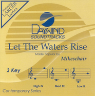 Let The Waters Rise, Accompaniment CD   -     By: Mikeschair