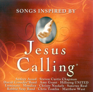 Songs Inspired by Jesus Calling CD   -     By: Various Artists