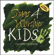 Songs 4 Worship Kids: Celebrate Jesus, Compact Disc [CD]   -     By: Various Artists