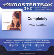 Completely, Accompaniment CD   -     By: Ana Laura