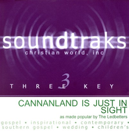 Canaanland Is Just In Sight, Accompaniment CD   -     By: The Ledbetters