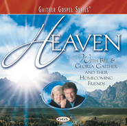 Heaven CD   -     By: Bill Gaither, Gloria Gaither, Homecoming Friends