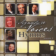 Signature Voices: Hymns, Volume 1 CD   -     By: Various Artists