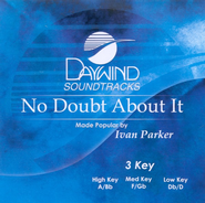 No Doubt About It, Accompaniment CD   -              By: Ivan Parker