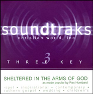 Sheltered In The Arms Of God, Accompaniment CD   -     By: Rex Humbard