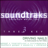 Driving Nails, Accompaniment CD   -     By: Terri Gibbs