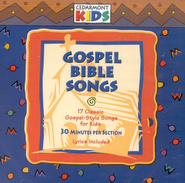Gospel Bible Songs, Compact Disc [CD]   -     By: Cedarmont Kids