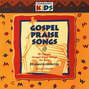 Gospel Praise Songs, Compact Disc [CD]   -     By: Cedarmont Kids