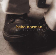 Ten Thousand Days CD   -     By: Bebo Norman
