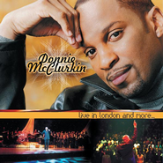 Live In London and More... CD   -     By: Donnie McClurkin