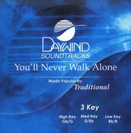 You'll Never Walk Alone, Accompaniment CD   -