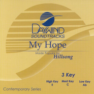 My Hope, Accompaniment CD   -     By: Hillsong