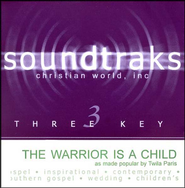 The Warrior Is A Child, Accompaniment CD   -     By: Twila Paris