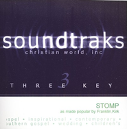 Stomp, Accompaniment CD   -              By: Kirk Franklin