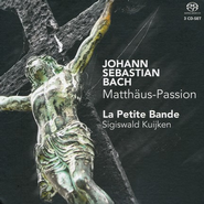St. Matthew Passion (3 CD's)   -     By: J.S. Bach