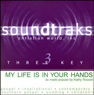 My Life Is In Your Hands, Accompaniment CD   -     By: Kathy Troccoli
