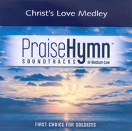Christ's Love Medley, Accompaniment CD   -
