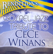 Gospel Jazz Tribute: CeCe Winans CD   -     By: CeCe Winans