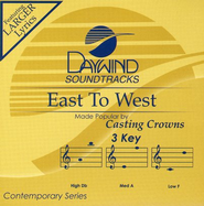 East to West  (Burn on Demand)   -     By: Casting Crowns