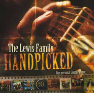 Handpicked CD   -     By: The Lewis Family