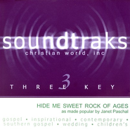 Hide Me Sweet Rock Of Ages, Accompaniment CD   -              By: Janet Paschal